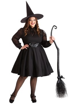 Plus Size Women's Spellbinding Sweetie Costume
