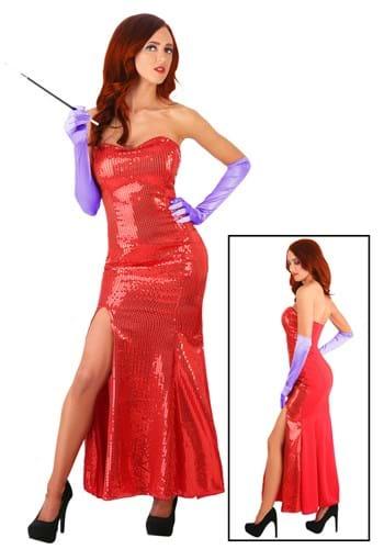 Women's Sultry Singer Costume