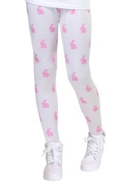 Girls Bunny Leggings