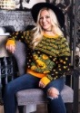Pumpkin Patch Ugly Halloween Adult Sweater
