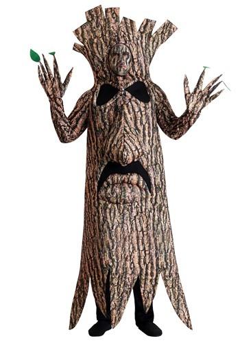 Adult Plus Size Terrifying Tree Costume