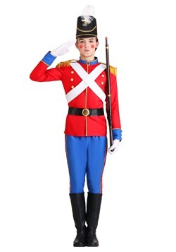 Mens Toy Soldier Costume