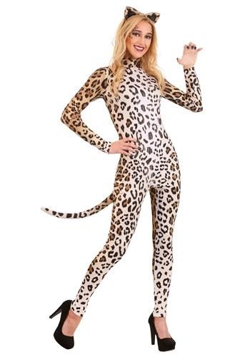 Women's Leopard Catsuit