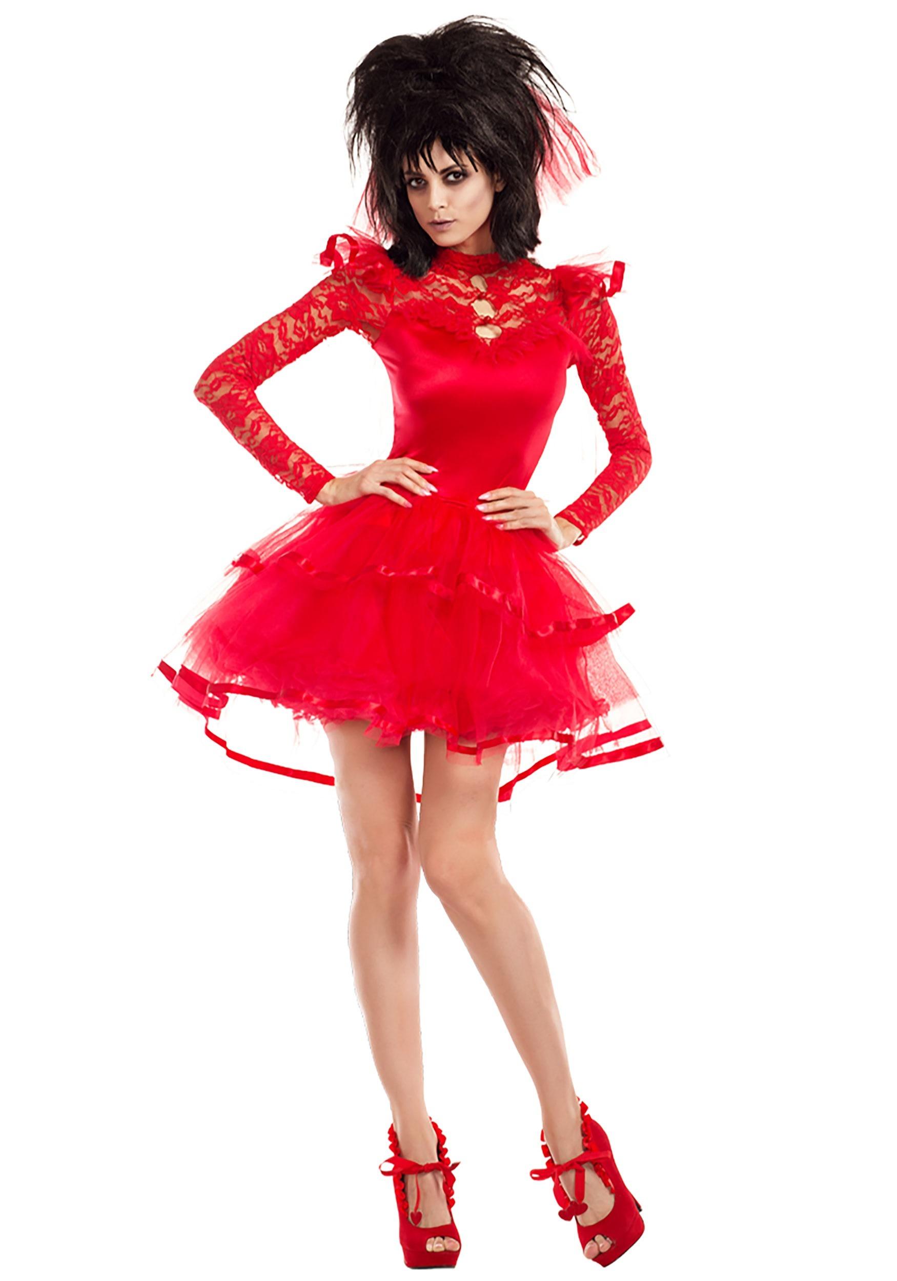 Beetle Bride Fancy Dress Costume for Women