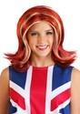 British Girl Power Women's Wig