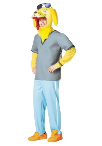 Mr. Peanutbutter Men's Costume