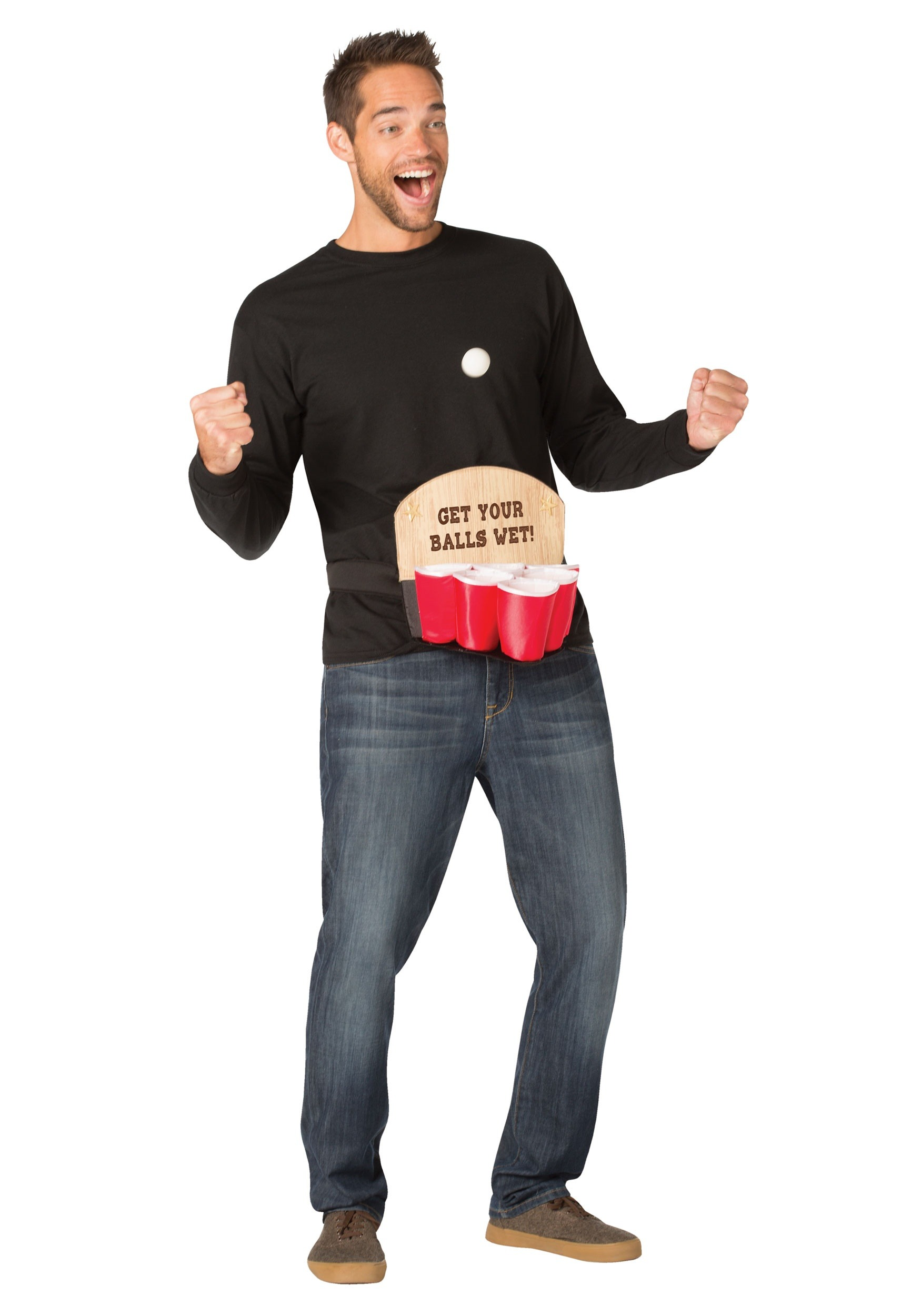 c2ae3a3a Dong Pong Costume for Men