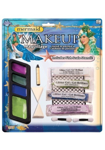 Mermaid Makeup Kit