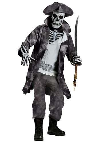 Ghost Pirate Costume