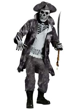 Ghost Pirate Costume