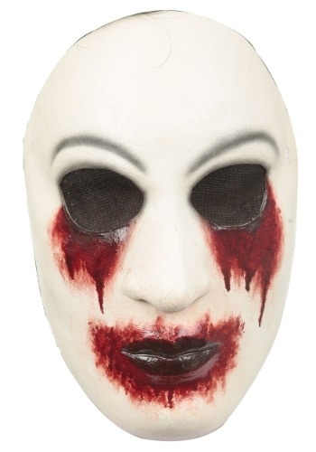 Creepypasta Zalgo Mask
