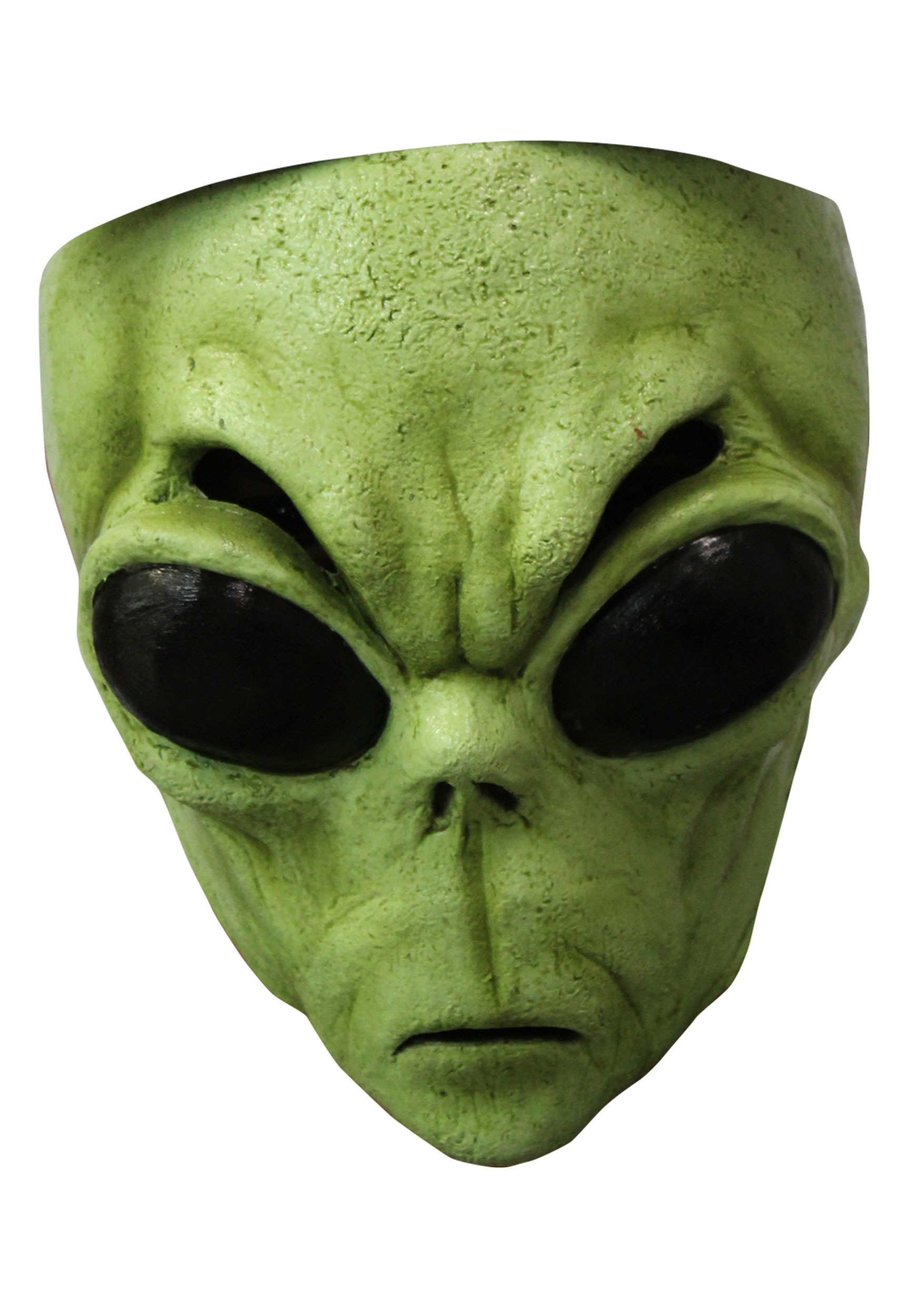 INOpets.com Anything for Pets Parents & Their Pets Green Alien Mask