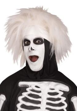 Adult Beat Boy Skeleton Wig