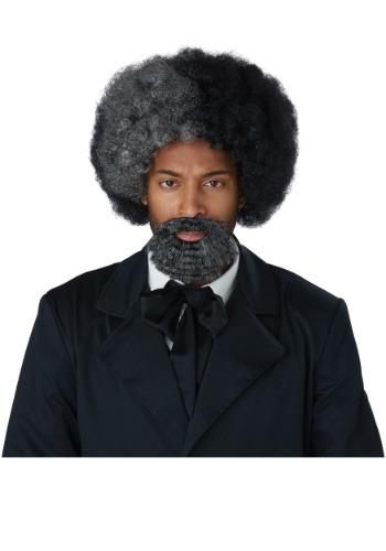 Adult Frederick Douglass Wig and Goatee
