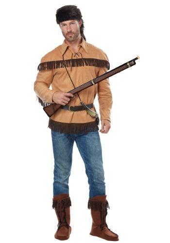 Adult Davy Crockett Costume