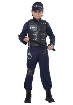 Child Junior SWAT Costume