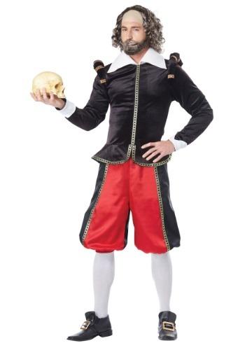 Adult William Shakespeare Costume