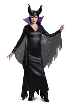 Deluxe Maleficent Costume