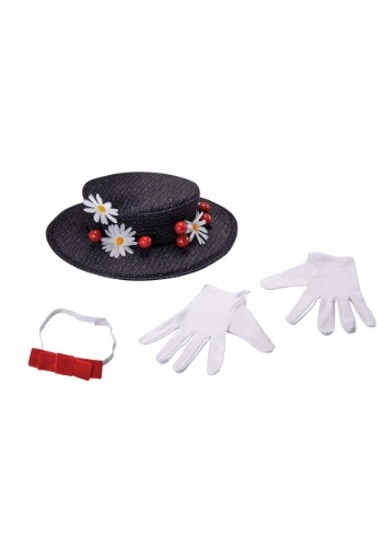 Women's Mary Poppins Accessory Kit