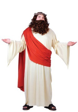 Plus Size Jesus Costume