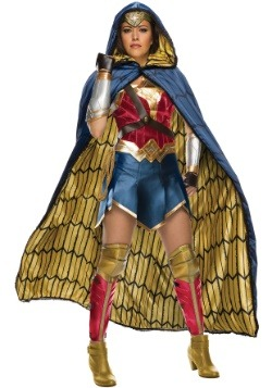 Womens Grand Heritage Wonder Woman Costume