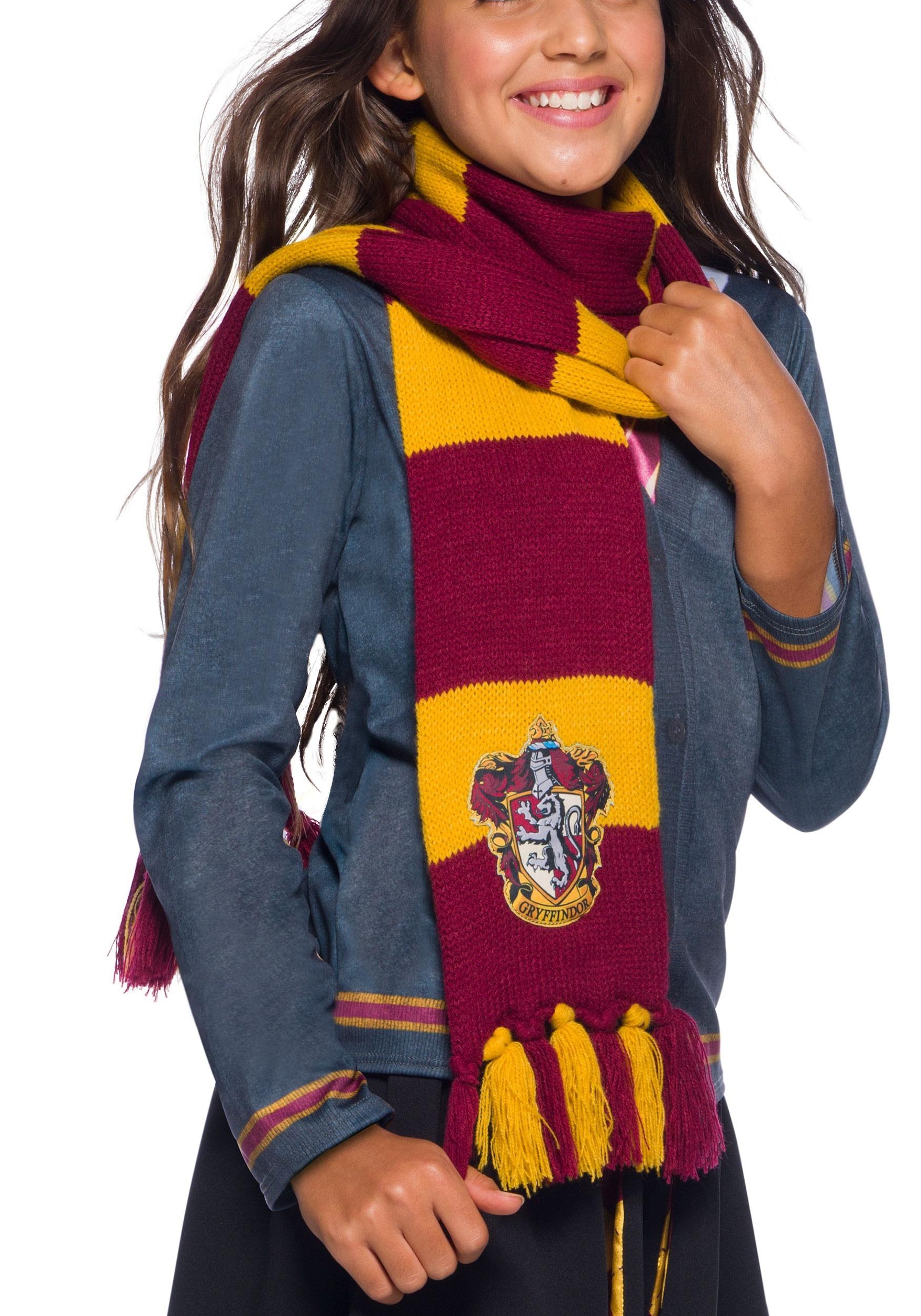 1793ffad4af Harry Potter Gryffindor Scarf