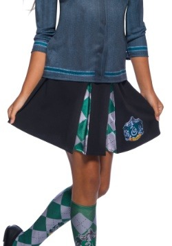 Child Slytherin Skirt Harry Potter