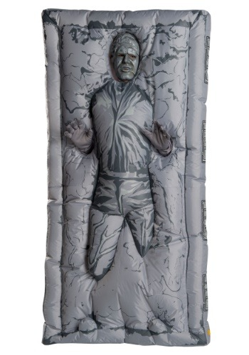 Star Wars Adult Inflatable Han Solo Carbonite Costume