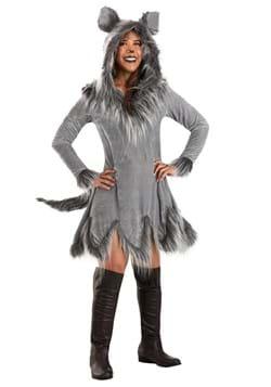 Women's Wolf Costume