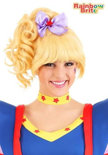 Women's Rainbow Brite Wig