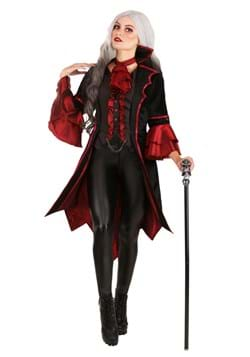 Women's Exquisite Vampire Costume