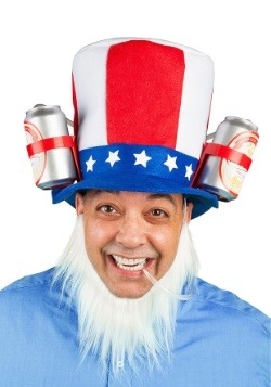 Uncle Sam's 4th of July Drinking Hat