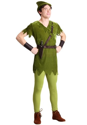 Plus Size Men's Classic Peter Pan Costume