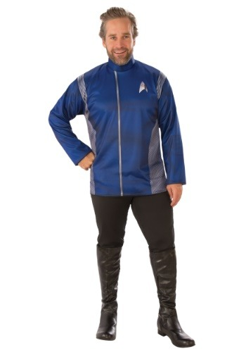 Adult Star Trek Discovery Science Uniform Costume