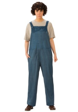 Adult Stranger Things Eleven Overalls Costume