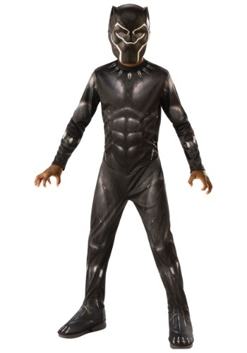 Black Panther Costume for Children