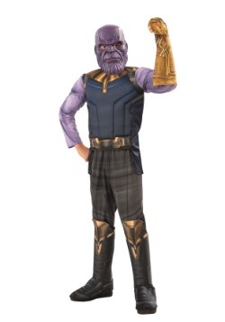 Child's Marvel Infinity War Deluxe Thanos Costume
