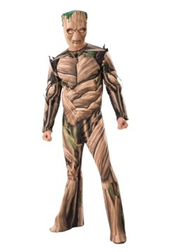 Adult Marvel Infinity War Teen Groot Costume