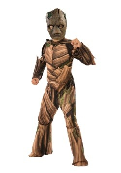 Marvel Infinity War Boys Teen Groot Costume