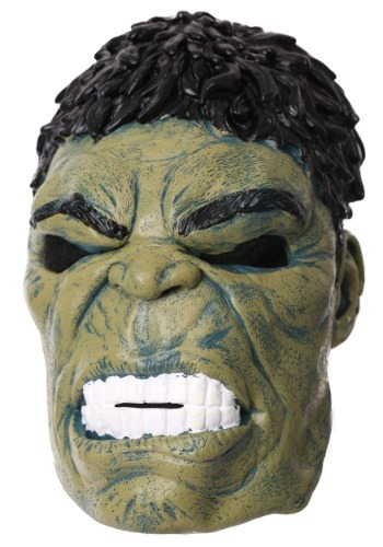 Adult Marvel Infinity War Hulk Mask