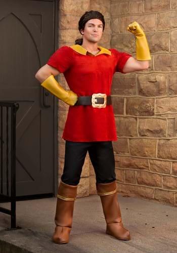 Disney Beauty and the Beast Gaston Mens Costume Update