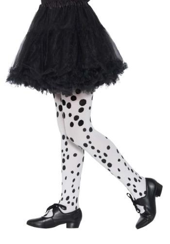 Child Dalmatian Tights