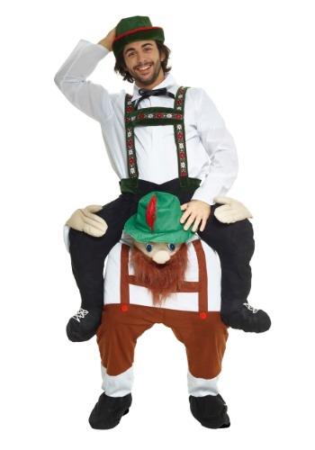 Adult Bavarian Piggyback Costume