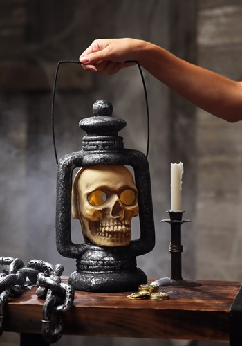 Skull Light Up Lantern Update