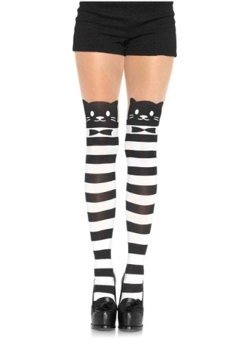 Women's Fancy Cat Tights