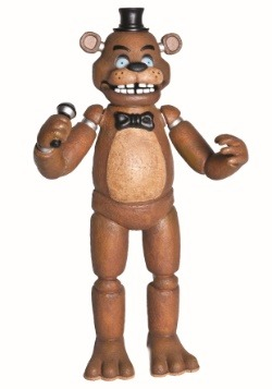 Animated 3 Foot Five Nights Freddy Decoration
