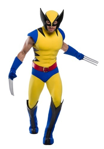 Premium Marvel Wolverine Men's Costume