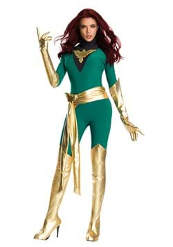 Premium Marvel Jean Grey Phoenix Womens Costume
