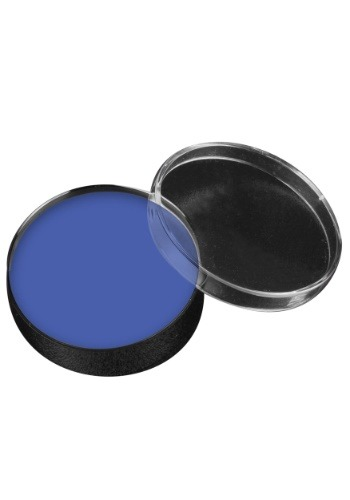 Premium Greasepaint Makeup 0.5 oz Blue