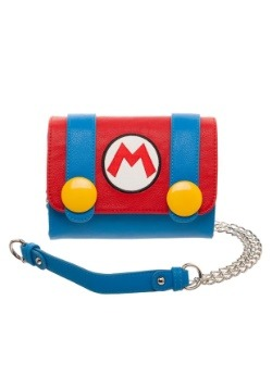 Nintendo Mario Sidekick Cross Body Bag